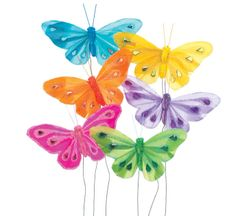 Butterfly Pick - ADD TO CANDY BEAR BOUQUET