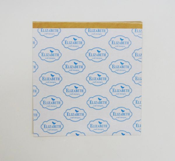 Elizabeth Craft Designs 6x6 Sheet Adhesive 5 Pack Craft Scraps