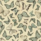 Mirabelle Butterflies by Quilting Treasures