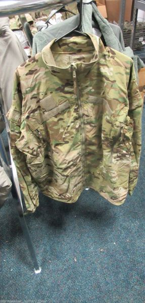 Level 4 multicam wind jacket will surpass AR 670-1