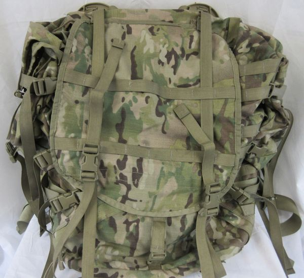 Ruck Sack in multicam