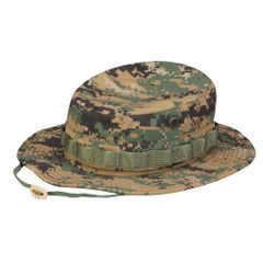 Propper™ Boonie in Woodland Digital -- USMC MARPAT