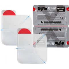 Hyfin Chest Seal Twin Pack - 2022