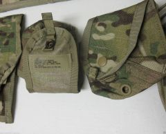 Handgrenade pouch x2 in multicam - Grade 1 - (Buying 2)