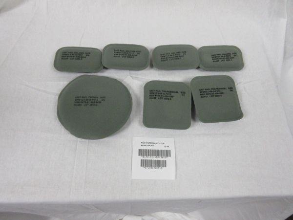 ACH Pad set NEW --- NSN 8470-01-476-5643