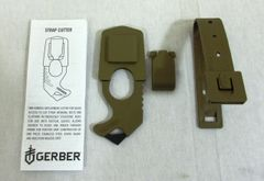 Gerber strap-cutter NEW - A component of US Army IFAK 2