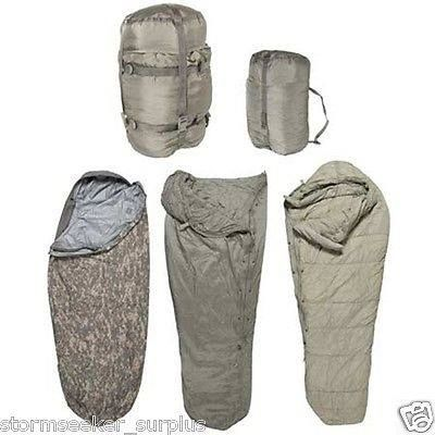 5 Piece MSS In ACU/Gray With ACU Bivy