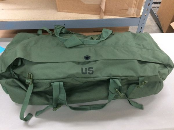 US Improved Army Duffel Bag