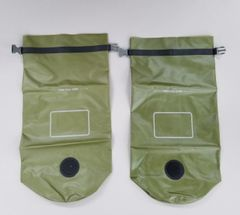 USMC MACS Sack **(NEW) 2-pack** Waterproof Dry Bag by Seal Line for ILBE FILBE or standalone use