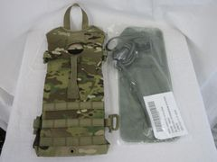 Multicam Camelbak (new Foliage bladder in plastic - sealed)