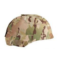 Multicam Helmet Cover -- NO IR SQUARES/TABS