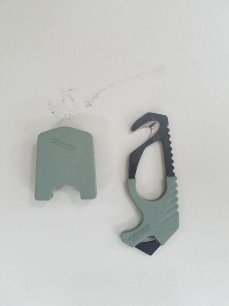 OD Green Gerber Strap Cutter