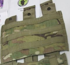 3-mag shingle in Multicam - Grade 1