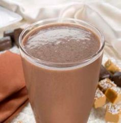 (020289) HIGH PROTEIN CHOCOLATE SALTED CARAMEL - MEAL REPLACEMENT SHAKE - 100 CALORIES