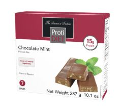 (006116) Protidiet Choc Mint Bar - Ideal Protein Alternatives: Restricted