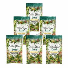 WF-R) (6 packets) Walden Farms - Dressing - Ranch - 1 fl oz packet