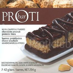 (152V02) PrOti Chocolate Peanut Protein Bars - RESTRICTED
