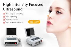 (BM589) Bestview HIFU Machine For slimming and Skin Rejuvenation