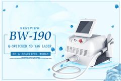 (BM-190) Q-Switched Nd Yag Laser Tattoo Removal Machine (BESTVIEW-BW190)