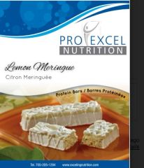 (268) ProExcel Lemon Meringue Bar - - - RESTRICTED - (7 Servings)