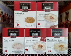 (00105) Protidiet Breakfast Bundle Oatmeal - Unrestricted