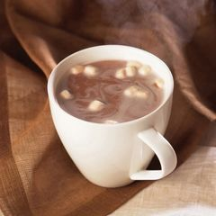 (EXC007) - - HIGH PROTEIN MARSHMALLOW HOT CHOCOLATE