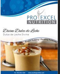 (011140) ProExcel Divine Dulce de Leche Pudding : IDEAL PROTEIN COMPATIBLE - UNRESTRICTED