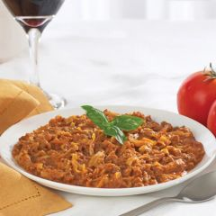 (020142) HIGH PROTEIN SPAGHETTI BOLOGNESE LIGHT ENTREE - RESTRICTED
