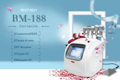(BM-188) RF Vacuum Cavitation machine For weight loss and skin rejuvenation