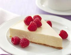 (010) Decadent Cheese Cake; --- UNRESTRICTED - - - GLUTEN FREE - (7 Servings)