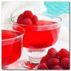 (EXC004) Raspberry Gelatin - UNRESTRICTED - 100% Ideal Protein Compatible