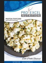 (450) ProExcel Dill Pickle Protein Popcorn - Unrestricted
