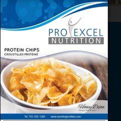 (434) ProExcel Honey Dijon Protein Chips - UNRESTRICTED
