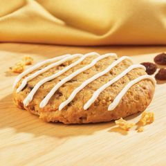 (024119) HIGH PROTEIN OATMEAL RAISIN COOKIE WITH DRIZZLE - RESTRICTED