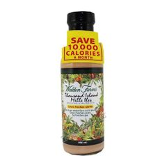 (331020) - Walden Farms - Dressing - Thousand Island - 12 oz