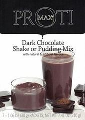(107V02)PrOti Chocolate drink or Pudding Mix - UNRESTRICTED