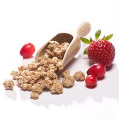 (1269V01) -PROTEINAL- Strawberry Cranberry Granola - RESTRICTED