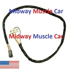 convertible power top switch wiring harness 70 71 72 Chevy Chevelle Malibu