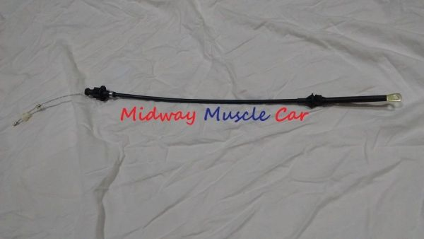 accelerator throttle cable 75