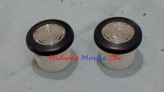 front valance round side marker lamp light assy 69 PONTIAC GTO T/A Firebird