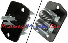 Blower Resistor with a/c Air Conditioning 65-68 Chevy Camaro Nova Chevelle