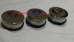 tri-power air cleaner set lid base & filter Pontiac GTO G/P Olds Cutlass 442