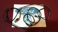 66 Ford Mustang v8 Engine Gauge Feed Wiring Harness 1966 289