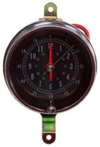 66 67 console clock assy Chevy chevelle malibu el camino new quartz movement