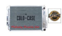 67 68 69 Chevy Camaro Pontiac Firebird Cold-Case aluminum radiator for LS swap # RPE547A
