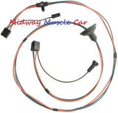 73-80 Chevy GMC pickup truck blazer suburban jimmy Heater Control Wiring Harness