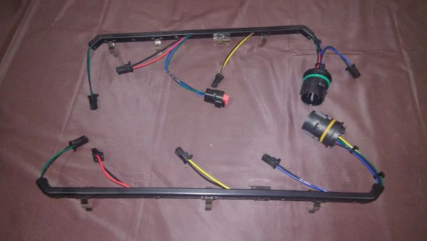 Ford F150 Fuel Injector Wiring Harness