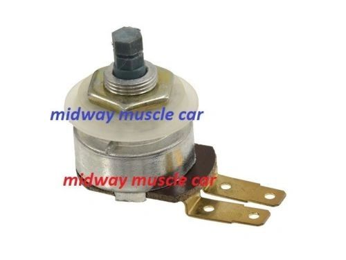 69 Chevy Corvette windshield wiper Override Switch without A/C