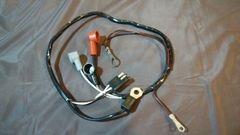 66 68 67 69 Ford Falcon V8 alternator feed Wiring Harness Fairlane 66 67 BB
