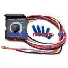 courtesy dome lamp light delay module kit Pontiac Chevy Olds Buick 64-79